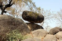 India Tour Guides - A comprehensive travel guide book for all: Balancing Rock. Off beat destinations of India