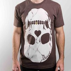 Till Death Tee Men's Brown, $19, now featured on Fab.
