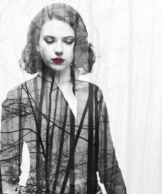 She's a nightmare dressed like a daydream.