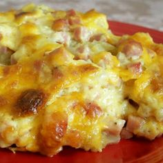 Emeril's Potato Casserole Recipe.