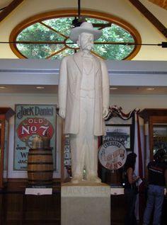 Jack Daniel's Distillery in Lynchburg, TN