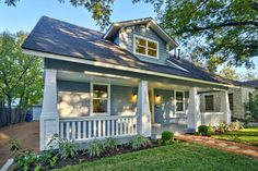 Craftsman Style Front Porches Design, Pictures, Remodel, Decor and Ideas - page 575