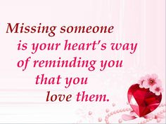 Missing Someone Quotes 2017| Lovely HD Images & Pictures