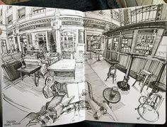 Artist, urban sketcher and dad in Denver.