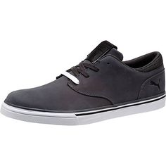 284b5d6e4430 New Mens Puma El Seevo Dark Shadow Grey-Black Casual Athletic Sneaker Size  10