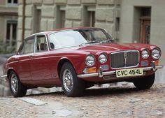 Jaguar XJ6 1968.