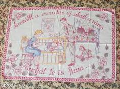 Falvedo: Leszallt a csendes ej, alszik a varos, Aludjal te is fiam. Hungary, Beach Mat, Outdoor Blanket, Embroidery, Retro, Needlework, Needlepoint, Mid Century, Embroidery Stitches
