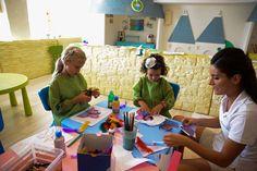 Kids club Borgo Egnazia Puglia