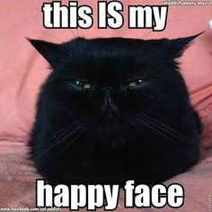 This is my happy face!!