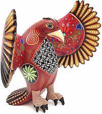 Eagle alebrije