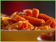 Glaze-of-Glory Candied Carrots Recipe   Mom's Favorites   Hungry Girl TV Show