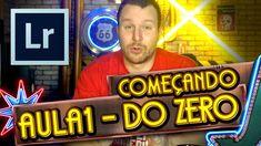 Curso Lightroom 6 - Começando do Zero! - AULA 1