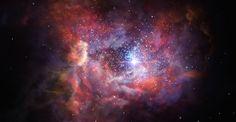 EL POLVO DE ESTRELLAS DA PISTAS SOBRE NUESTRO ORIGEN La detección de tanto polvo en la galaxia observada indica la existencia de supernovas anteriores.