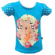 Dutch Heroes t-shirt met konijn.