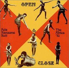 Fela Kuti - Open & Close (Afrodisiac)