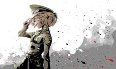 Anime Youjo Senki  Tanya Degurechaff Wallpaper