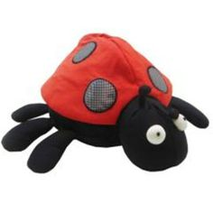 "Russ Berrie Valentine Lady Bug 12"" inch Plush"
