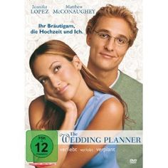 Wedding Planner: Amazon.de: Jennifer Lopez, Matthew McConaughey, Bridgette Wilson, Mervyn Warren, Adam Shankman: Filme & TV