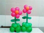 centros de mesa con globos - Bing images