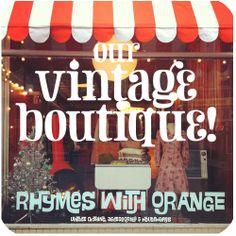 Oh So Lovely Vintage: New visitor? Start here...