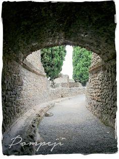 Koti kaupungin laidalla: Pompejin rauniokaupunki