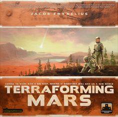 Terraforming Mars   Image   BoardGameGeek