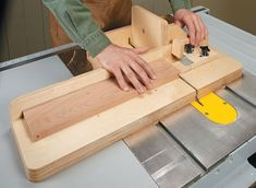 Locking Rabbet Jig | Woodsmith Plans
