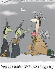Gotta love a good pun. :)
