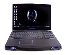 The Alienware M17x R4 adds the latest Intel Core processor and Nvidia Graphics to one of the best gaming laptop chassis in the business. It's ostentatious, audacious, over the top, and strangely enough, more affordable than rivals. [4.5 out of 5 stars, EC]