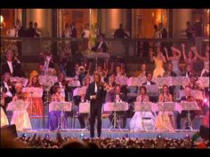ANDRE RIEU & JSO - STRAUSS PARTY