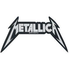 "Metallica Parche ""Shaped Logo"" • EMP"