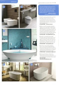 The Summit bathroom collection for Alternative Bathrooms  Kitchen   Bathroom  Journal October 2016Alterntive Bathroom s  Saturn  textured countertop basin with the  . Essential Kitchen And Bathroom Business Magazine. Home Design Ideas