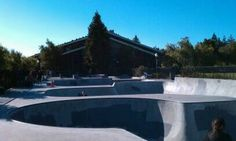 Burgess Skate Park   Menlo Park, CA