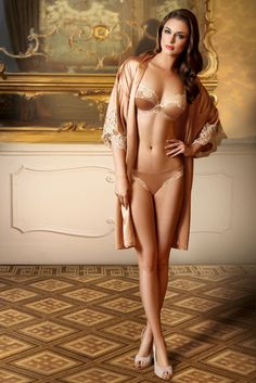 Lise Charmel, Silk Exception  Fall - Winter 2014, Automne - Hiver 2014