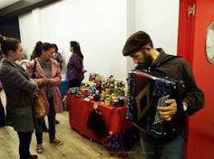 Música,talleres y actividades varias en el mercado de magosto Melandrainas Café