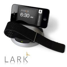 LARK アンアラームシステム Un-Alarm Clock and Sleep Sensor LRK-PH-000001 http://www.amazon.co.jp/gp/product/B007KTM1I8?ie=UTF8=1207=8411=B007KTM1I8=shr=komorebinon0f-22=1369539516=8-1=lark+%E3%82%A2%E3%83%B3%E3%82%A2%E3%83%A9%E3%83%BC%E3%83%A0%E3%82%B7%E3%82%B9%E3%83%86%E3%83%A0