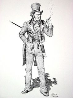James Bowie  - The Texians 1820's - 1840's