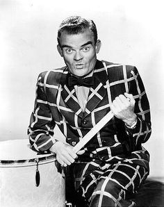 Spike Jones, old school comedy  music. I worked and was in his son;s show. Spike Jones Jr and his Band-Aids. 1974 USA Tour