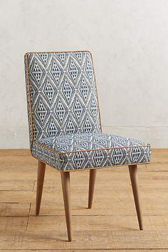 Tiled Zolna Chair - anthropologie.com