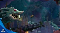 Song of the Deep - Official Launch Trailer   PS4