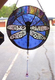 Clockwork Dragonfly