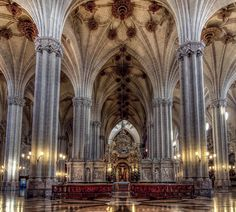 The Cathedral of the Savior (Spanish: Catedral del Salvador) is a Roman Catholic cathedral in Zaragoza, Spain.
