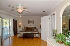 Bayou Village 625 - 3BR 3BA Spacious Master Bedroom #bayside # #rental #sandestin #myvacationhaven