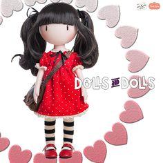 Ruby es simplemente #Gorjuss...¡Todo un clásico! #muñecas #muñeca #muñecagorjuss