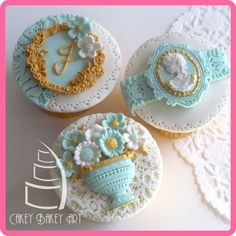 Image result for sugarpaste cameo images