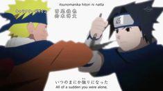 Naruto Opening 19 Version 3-History Between Naruto and Sasuke