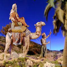 Belén de José Luis Mayo (Madrid, 2013) | Spanish Nativity scene by José Luis Mayo