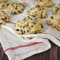 The Kiwi's Rock Cakes - Kiwi + Peach