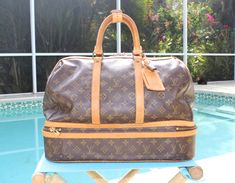 Louis Vuitton Luggage www.kimberlyhahnstreasures.com