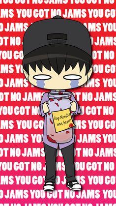 'Jimin, You got no Jams.' No Jams by pandanitis